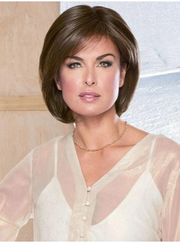 Upstage Petite | HF Synthetic Lace Front Wig (Hand-Tied) by Raquel Welch