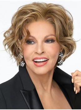 Going Places | HF Synthetic Lace Front Wig (Mono Part) by Raquel Welch