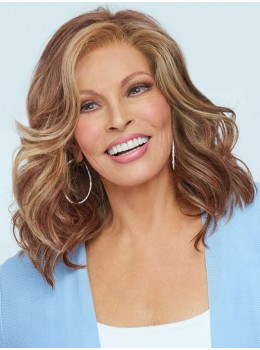 Maximum Impact | HF Synthetic Wig (Lace Front) by Raquel Welch