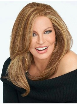 Nice Move | HF Synthetic Lace Front Wig (Mono Part) by Raquel Welch