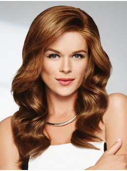 Grand Entrance | Human Hair Lace Front Mono Top Wig (Hand Tied) by Raquel Welch