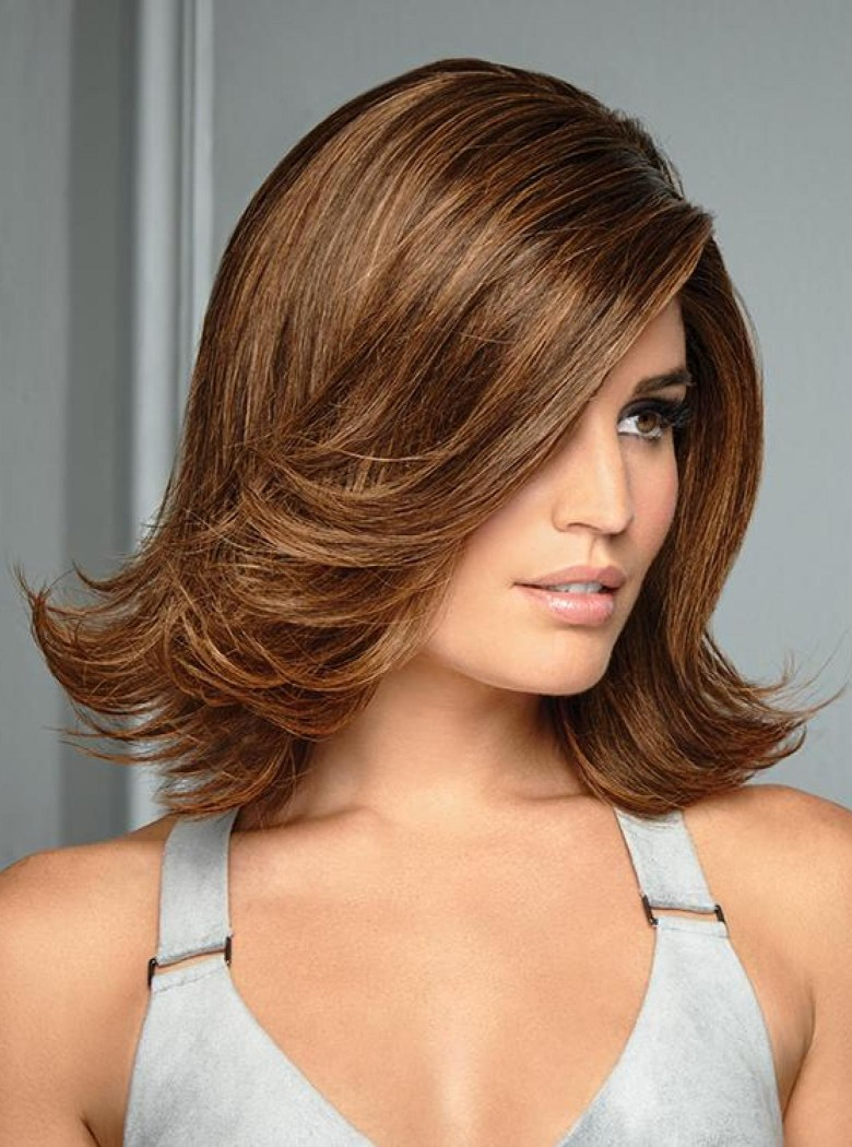 Savoir Faire | Remy Human Hair Lace Front Double Monofilament Wig (Hand Tied) by Raquel Welch