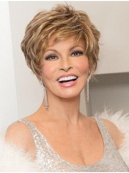 Sparkle Elite | Synthetic Hair Lace Front Wig (Mono Top) by Raquel Welch