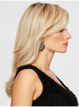 Spotlight | Heat-Friendly Synthetic Hair Lace Front Wig (Mono Top) by Raquel Welch