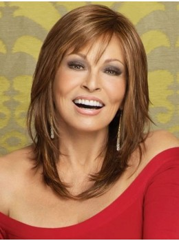 Star Quality | Synthetic Hair Lace Front Wig (Mono Top) by Raquel Welch