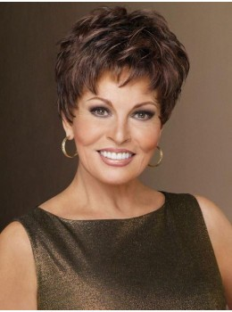 Winner Large | Synthetic Wig (Basic Cap) by Raquel Welch