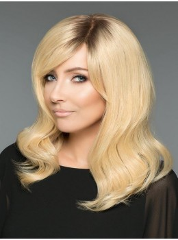 Adelle Large | Human Hair Mono Top Wig (Hand Tied) by Wig Pro