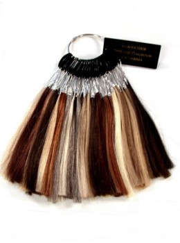 Human Hair Color Ring by Wig Pro