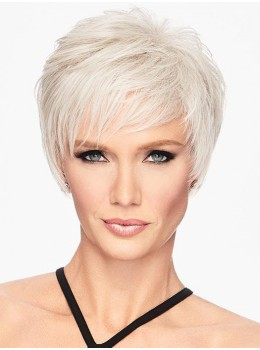 Short Shag | HF Synthetic Lace Front Wig (Mono Part) by Hairdo