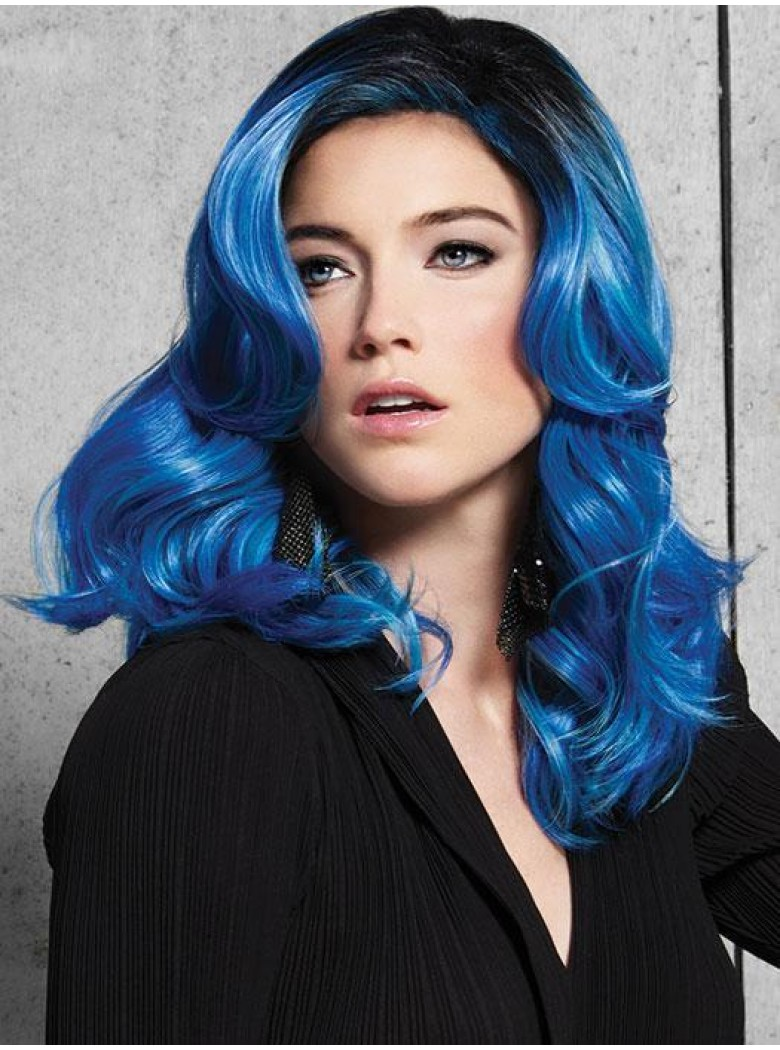 Blue Waves | HF Synthetic Wig (Basic Cap) by Hairdo