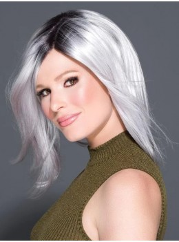 Taylor | Synthetic Mono Part Wig (Lace Front) by Noriko