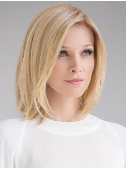Catch | Human/Synthetic Hair Blend Lace Front Wig (Mono Top) by Ellen Wille