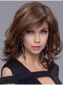 Alive | Synthetic Hair Lace Front Wig (Mono Part) by Ellen Wille