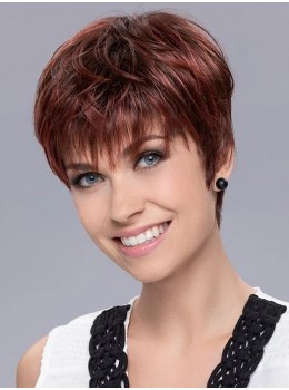 Pixie | Synthetic Wig (Mono Crown) by Ellen Wille