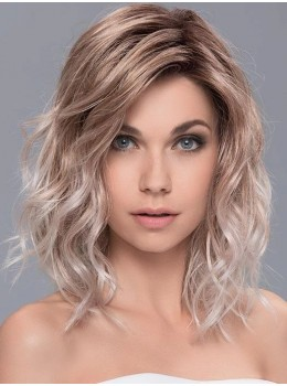 Touch | Synthetic Hair Lace Front Wig (Mono Part) by Ellen Wille