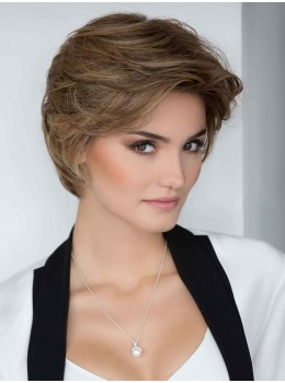 Allure | Human Hair/ Synthetic Blend Lace Front Wig (Mono-Top) by Ellen Wille