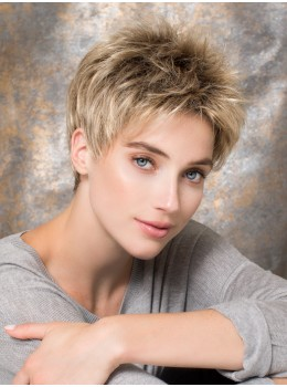 Golf | Short Synthetic Wig (Basic Cap) by Ellen Wille