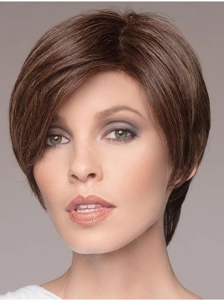 Xela | Human Hair Lace Front Wig (Mono Top) by Ellen Wille