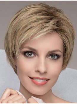 Ivory | Human Hair Lace Front Wig (Hand-Tied) by Ellen Wille