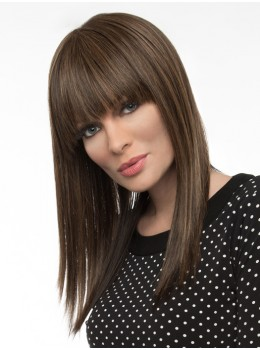 Taryn | Human Hair/ Synthetic Blend Wig (Mono Top) by Envy