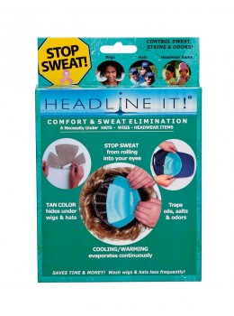 No Sweat Liner (10 per pack) by HEADLINE IT!