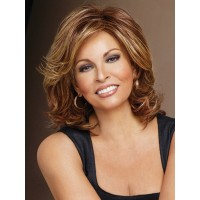 Embrace | Heat-Friendly Synthetic Hair Wig (Basic Cap) by Raquel Welch