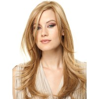 Scene Stealer | Heat-Friendly Synthetic Hair Lace Front Wig (Mono Top) by Raquel Welch