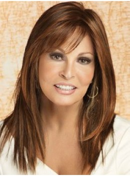 Show Stopper | Heat-Friendly Synthetic Hair Lace Front Wig (Mono Top) by Raquel Welch