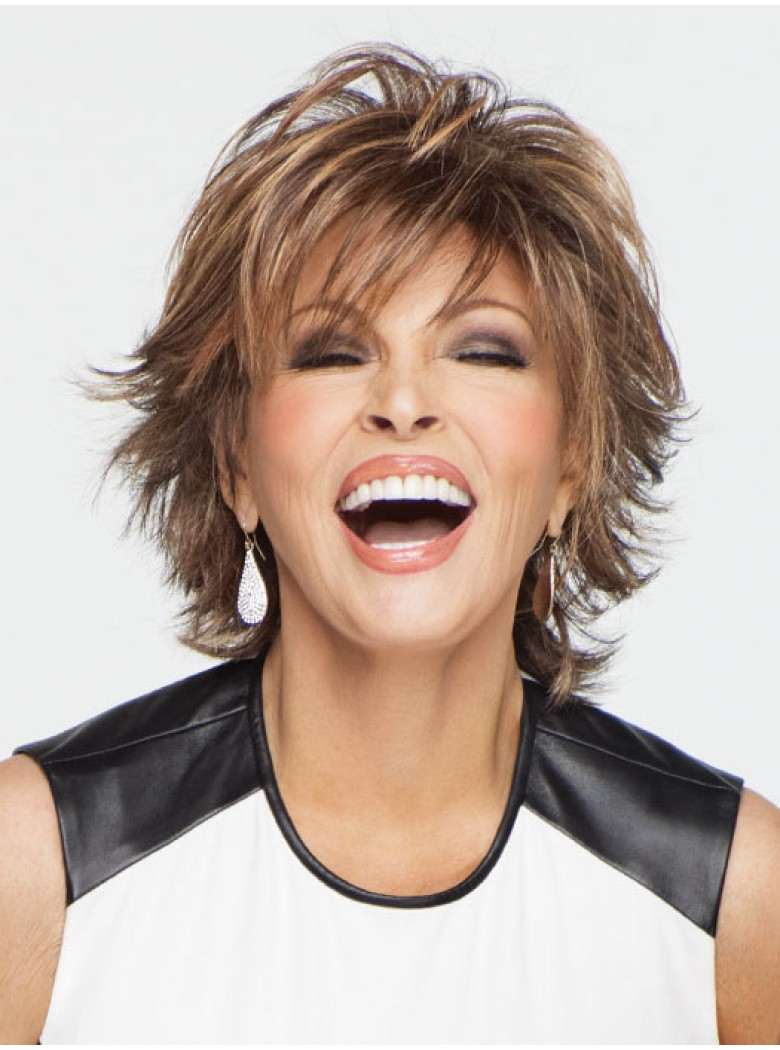 Trend Setter | Synthetic Hair Wig (Basic Cap) by Raquel Welch