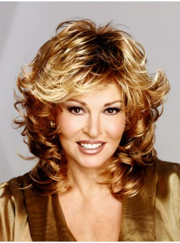 Tress | Synthetic Hair Wig (Basic Cap) by Raquel Welch